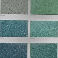 济南LG塑胶地板厂家现货供应 石塑地板 运动地板 橡胶地板