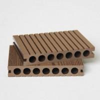 塑木地板 木塑地板 户外地板 木塑 力森木塑 园林景观专家