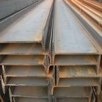 供应工字钢 H型钢  C型钢太阳能光伏支架工字钢