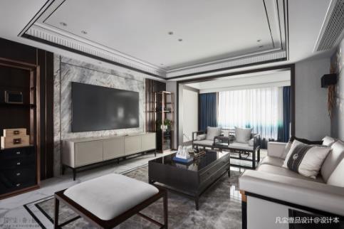 购买家具时客厅放多少寸电视合适
